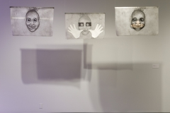 Installation views of Transference, Jan - Mar, 2018
