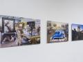 Installation of Greg Girard: Richmond/Kowloon, April 2015