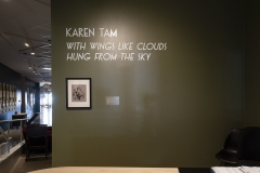 Karen Tam: With wings like clouds hung from the sky