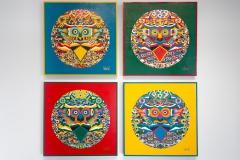 New Work: 1983-2018, Pierre Vassura, 2018-2019