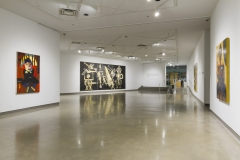 Installation of Peter Aspell: The Mad Alchemist, January 2016
