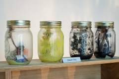 Mason Jar Sculptures