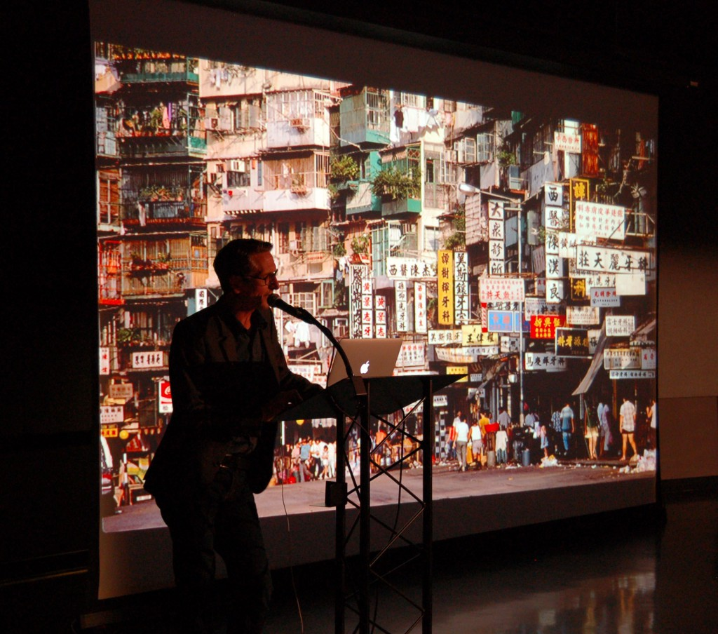 Greg Girard artist talk, May 2015