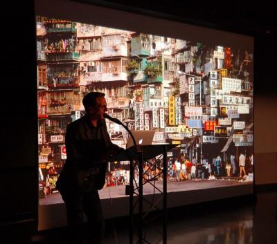 Greg Girard artist talk, May 2015