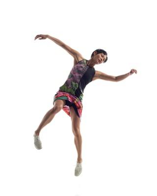 Dancer: Ziyian Kwan.  Photo by David Cooper.