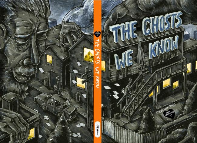 Sean Karemaker, The Ghosts We Know, 2016