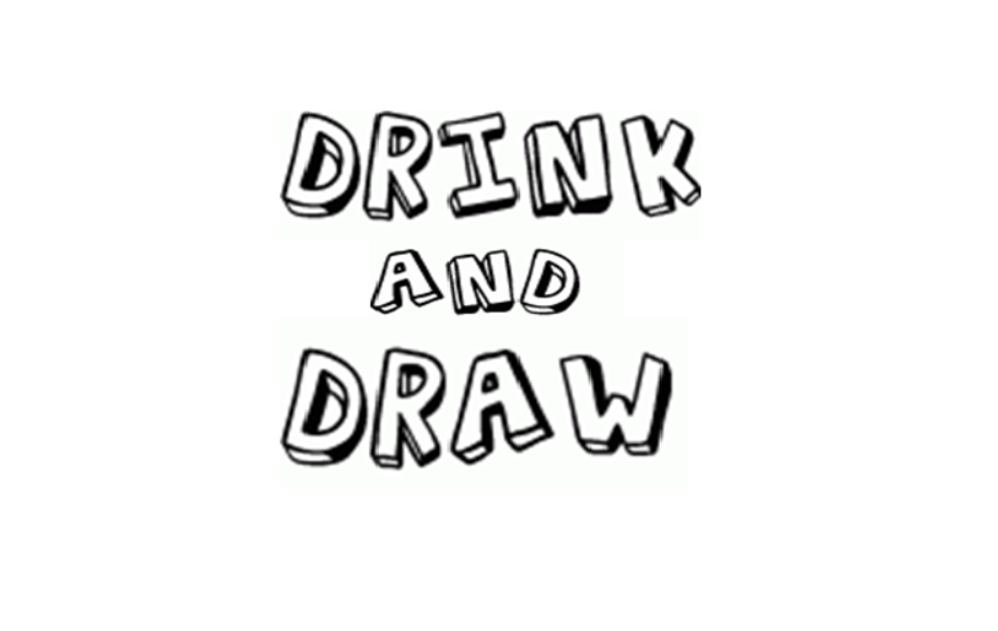 Drink and Draw font - Copy